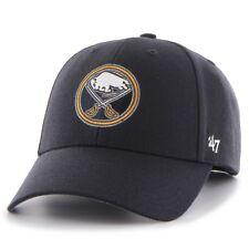 47 Brand NEW Men's Buffalo Sabres MVP Cap - Navy BNWT