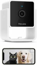 Petcube Cam Pet Monitoring Camera Built-in Vet Chat for Cats & Dogs