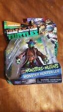 2017 Tales Of The Teenage Mutant Ninja Turtles MONSTER HUNTER LEO Brand New Toy