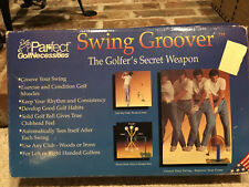 New! Parfect GolfNecessities Swing Groover,The Golfer's Secret Weapon . a4