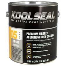 Kool Seal Ks0024600-115 oz Aluminum Roof Coat