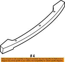FORD OEM Rear Bumper-Reinforcement 5L8Z17D942AA
