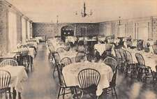 State College Pennsylvania Nittany Lion Inn Dining Room Antique Postcard  K26169 Part 59