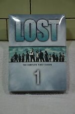 Lost - The Complete First Season 1 (DVD, 2005, 7-Disc Set) TV Series