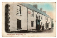 Shepherd and Shepherdess Inn - Photo Postcard 1911 Newcastle upon Tyne