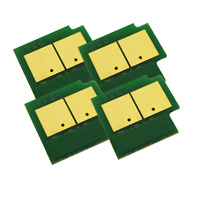 4 x Toner Chip for HP Color Laserjet CM1312, CP1215, CP1515 Refill