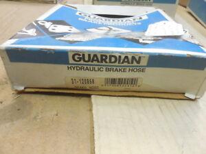 85-87 Honda Prelude Front Right Brake Hose 31-120858 #2 G196
