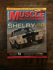 Muscle Machines Shelby 50 Years 2012