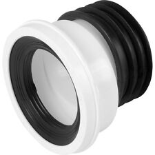 """Offset fisso WC PAN connettore WC PAN connettore offset 110mm 4 """""""