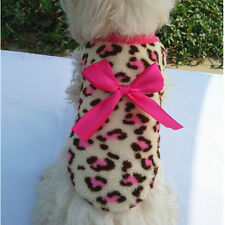 Princess Bow Dog Pet Puppy Dress Tutu Skirt Layered Clothes Apparel Costum JCUS