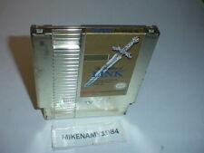 ZELDA II: THE ADVENTURE OF LINK (GOLD) game cartridge only Original Nintendo NES