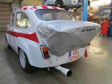 Fiat Abarth 850tc 1000tc 1000tcr motorhaubenabdeckung, rear bonnet cover, New