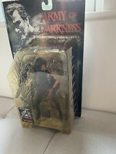 Army Of Darkness Ash Figure - New Sealed - Mcfarlane Toys - Evil Dead
