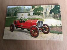 VINTAGE CAR ~ Picture Postcard ~ 1907 120 h.p. ITALA (Salmon Series)