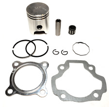 PW50 TOP END REBUILD KIT 1981-2009 YAMAHA PISTON AND RINGS AND GASKETS KIT NEW