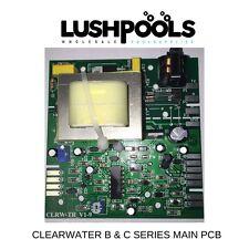 Zodiac Clearwater C & B Series Chlorinator MAIN Board - PCB  - 1 Year Warranty
