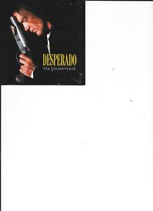 Various - DESPERADO  Film  Soundtrack ( CD 1995)