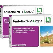 TEUFELSKRALLE-LOGES Filmtabletten 200 St PZN 11515871