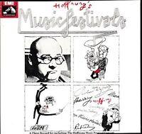 Gerard Hoffnung Hoffnung's Musicfestivals [3 LP]