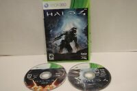 Halo 4 - Xbox 360 (Standard Game) - Video Game Both Disks Tested