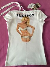 Fix Design By Playboy t-shirt donna/women Tg.L - 60 %