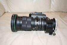 Canon J8x6B Double Extender Servo Zoom Control Wide Angle Lens (B3 IKE Mount )