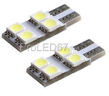 2 Ampoules à LED  Blanc pour éclairage bas de porte / seuil Citroën C5  II
