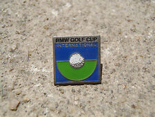 pin's bmw golf cup