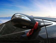 Chrome ABS Side Mirror Cover Rearview Cover Trim For 2017 2018 Honda CRV CR-V A