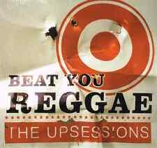 THE UPSESSIONS - BEAT YOU REGGAE - (brand new still sealed LP) - GR0-LP 108
