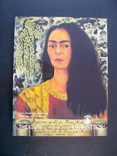 LATIN AMERICAN PAINTINGS, DRAWINGS AND SCULPTURE - CHRISTIE'S NEW YORK 1991