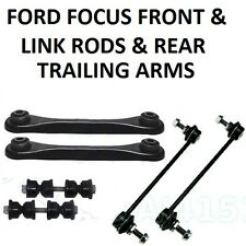 FOCUS mk1 FRONT & REAR Anti-roll Bar Stabiliser Drop Link Rods Sway Bar & Arms