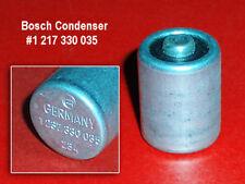 BOSCH • NOS Condenser Ski Doo Rotax 165 Sachs Saxonette JLO L230 Ruppster Hirth