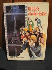 J.C.Deret -B.Rose 1975 - Gilles à la Tour Eiffel