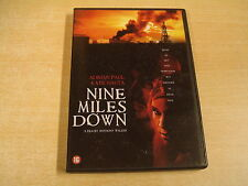 DVD / NINE MILES DOWN ( ADRIAN PAUL, KATE NAUTA )