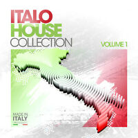 CD Italo House Collection von Various Artists 2CDs