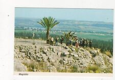 Megiddo & Jezreel Valley Postcard 615a