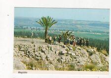 Megiddo & Jezreel Valley Postcard 615a