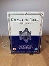 DOWNTON ABBEY Season 1-4 Complete Dvd Boxset Series 1 - 4  - ALL 33 EPISODES