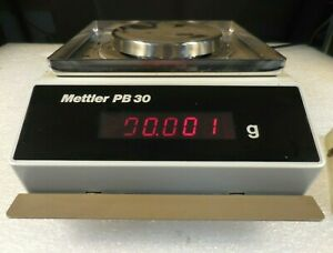 Mettler PB 30 Digital Grams Weight Scale