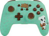 PowerA Enhanced Wireless Nintendo Switch Controller Animal Crossing K.K. Slider