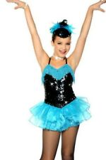 DANCE COSTUME - NEW - child medium - Jazz / Tap - GLAMOUR