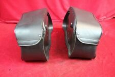 HONDA VTX1300C PLAIN SADDLEBAGS