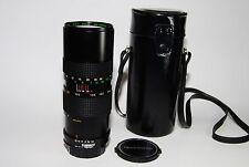 Quantaray 85-210mm F3.8 Auto Zoom Lens For Nikon Ai