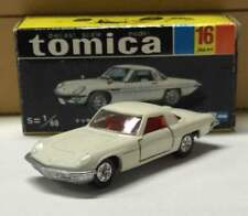 Tomica Mazda Cosmo Sports Black Box Old Wheel Rotary No.16 Vintage rare form JP