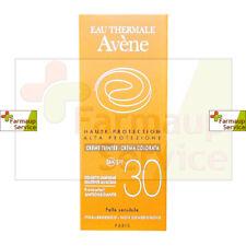 Eau Thermale Avène Crema Colorata Alta Protezione SPF30 Pelle Sensibile Avene