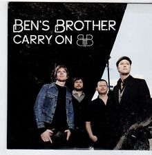 (FJ431) Ben's Brother, Carry On - 2007 DJ CD
