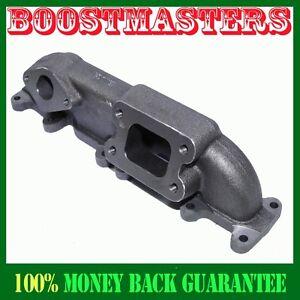 For 03-05 Dodge Neon SRT-4 Sedan 4D 2.4L 2429CC T3 Flange Cast Iron Manifold