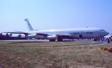 Original 35mm Aircraft slide NATO Boeing 707-329 #3