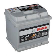 BOSCH S5 002 54ah Premium Batería coche Batería ESTÁRTER PLATA Plus NUEVO